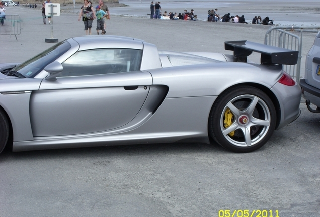 Porsche Carrera GT Edo Competition