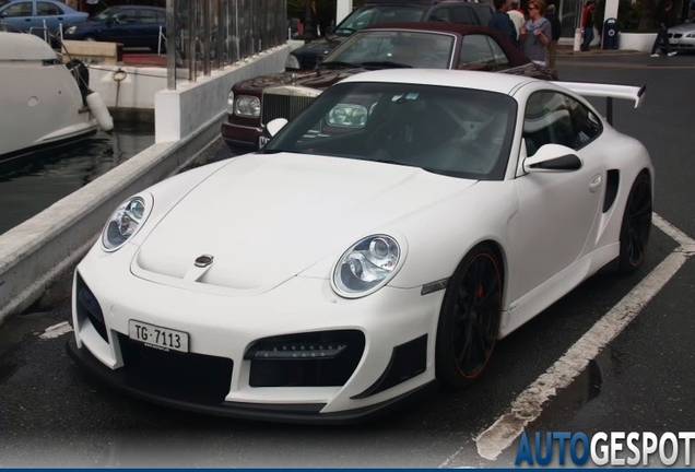 Porsche 997 Techart GT Street RS