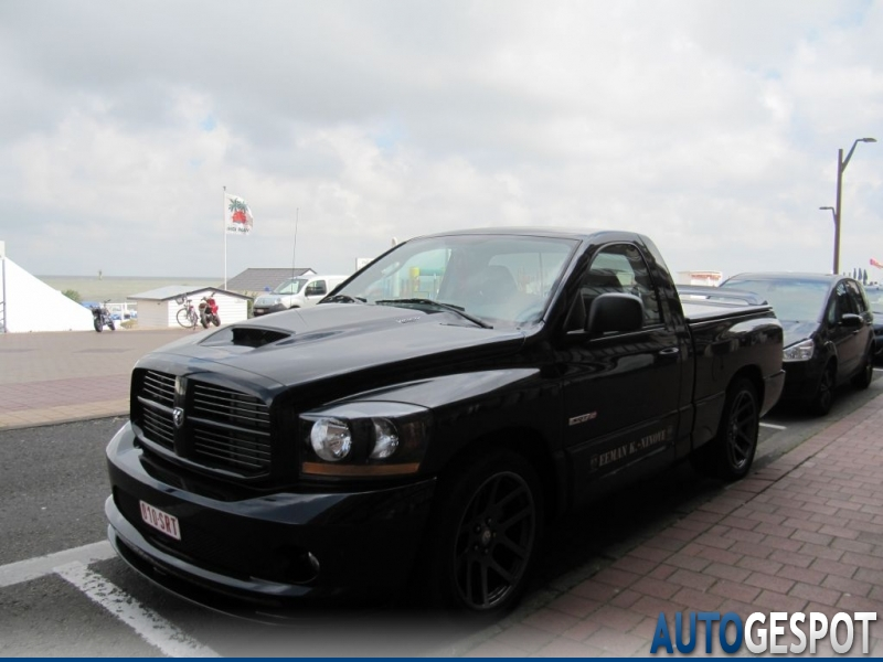 dodge ram srt 10 night runner 15 may 2011 autogespot. Cars Review. Best American Auto & Cars Review