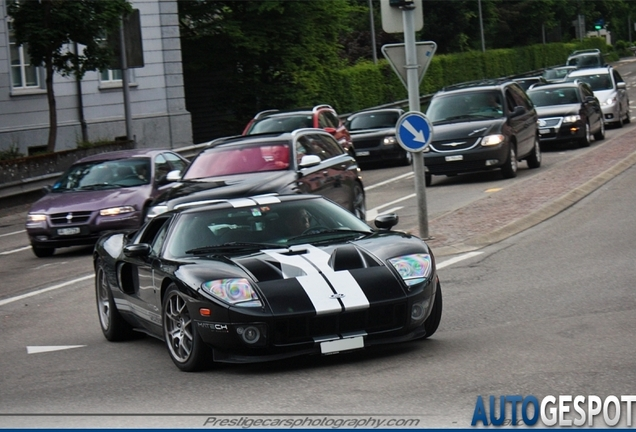 Ford GT Matech Racing