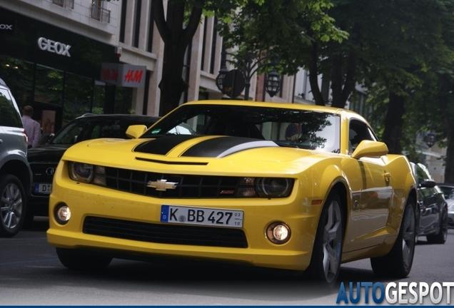 Chevrolet Camaro SS Transformers Edition