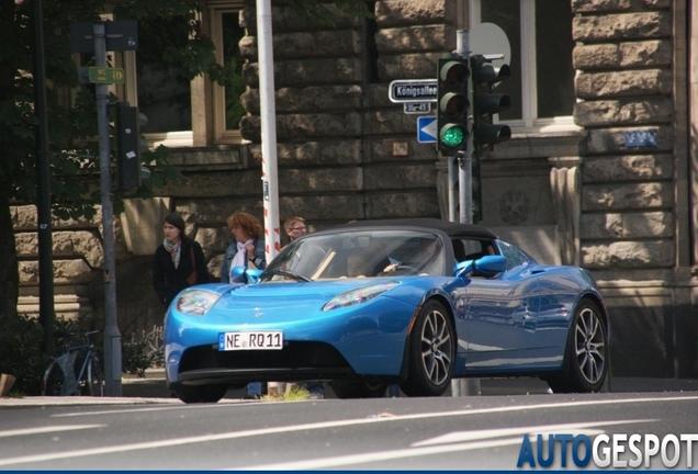Tesla Motors Roadster