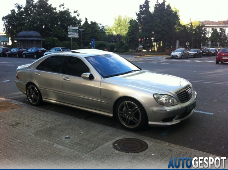 Mercedes Benz S 65 Amg W220 14 Junio 2011 Autogespot