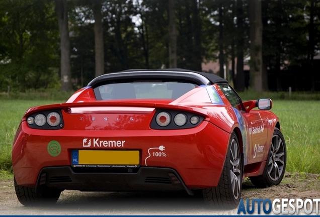 Tesla Motors Roadster 2.5