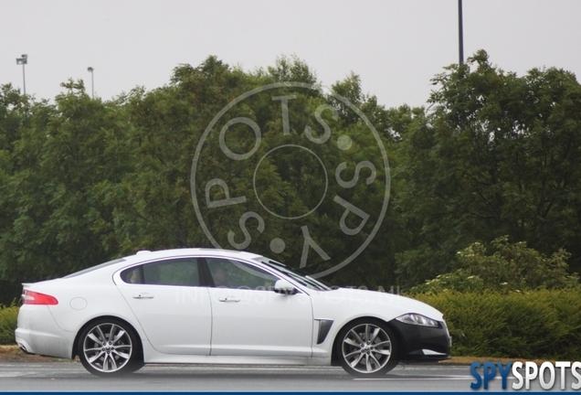 Jaguar XF 2012 Facelift