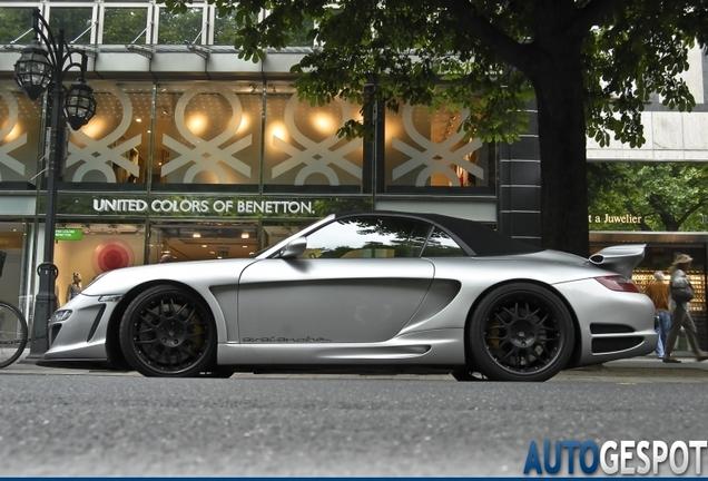 Gemballa Avalanche Roadster GTR 600
