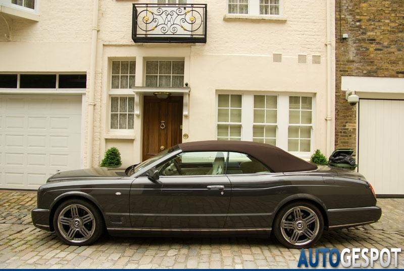 Bentley azure t 5 july 2011 autogespot for O garage arnage