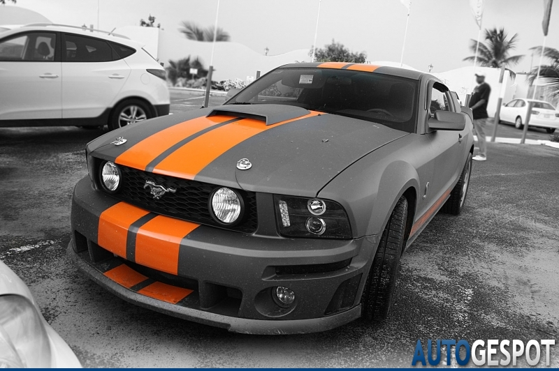 Ford Mustang Roush Stage 1 7 Juli 2011 Autogespot