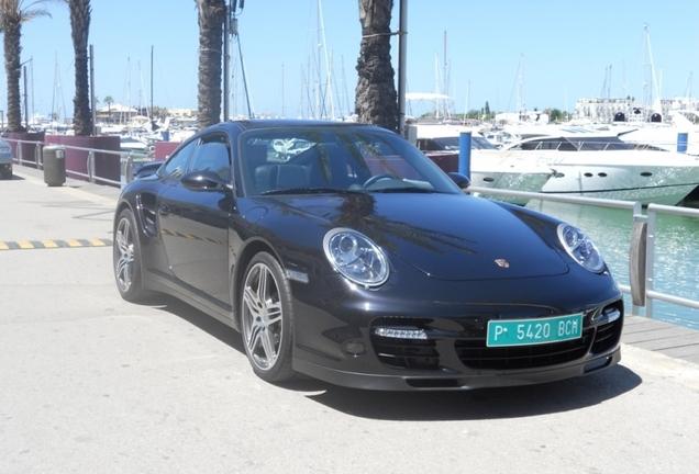 Porsche 997 Turbo MkI