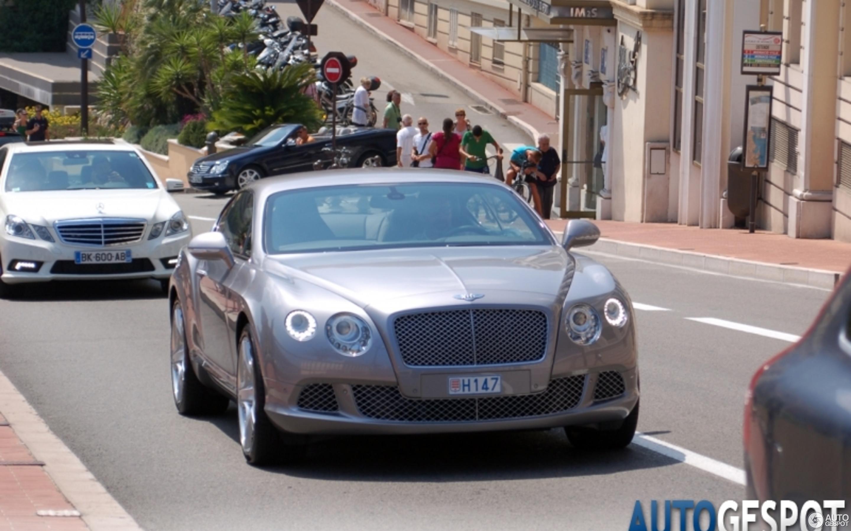 Bentley Continental GT 2012 - 14 July 2011 - Autogespot