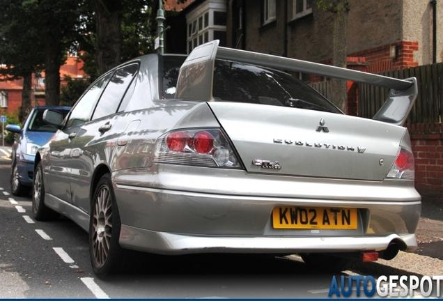 Mitsubishi Lancer Evolution VII GT-A