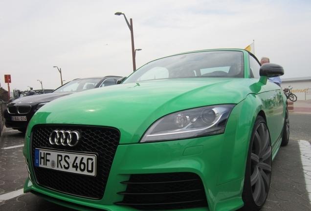 Audi TT-RS Plus Roadster