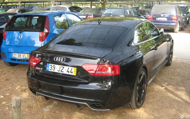 Audi Rs5 8t 5 August 2011 Autogespot