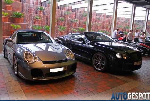 Porsche 996 Techart Turbo Cabriolet
