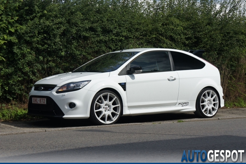 Ford Focus Rs 2009 9 August 2011 Autogespot