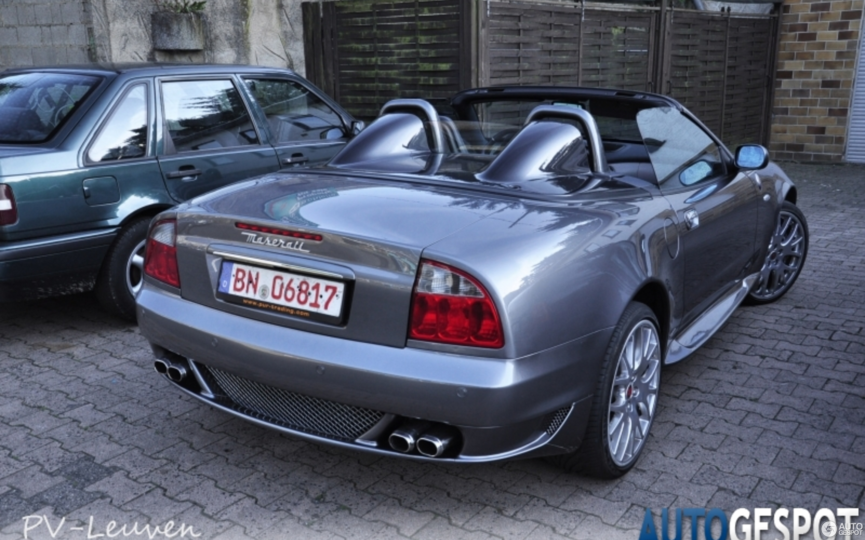 Maserati Spyder 90th Anniversary - 11 August 2011 - Autogespot