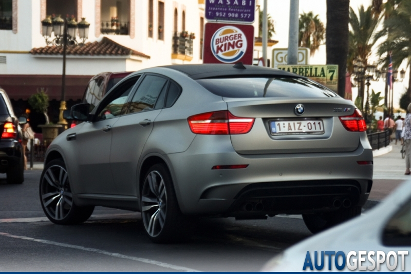 Bmw X6 M E71 14 August 2011 Autogespot
