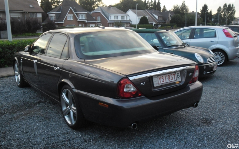 Jaguar XJR - 15 augustus 2011 - Autogespot
