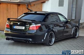 BMW Hamann M5 Wide Body Edition Race