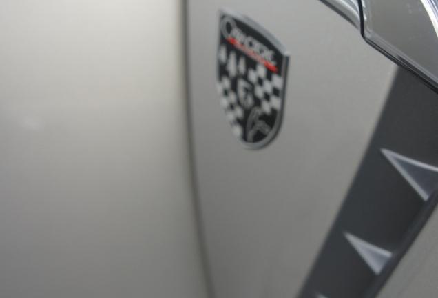 Porsche Panamera Turbo Caractère Exclusive