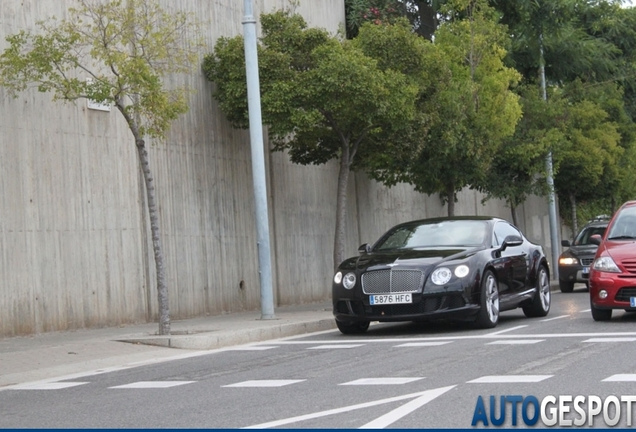 Bentley Continental GT 2012