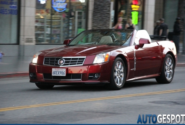 Cadillac XLR Platinum Edition