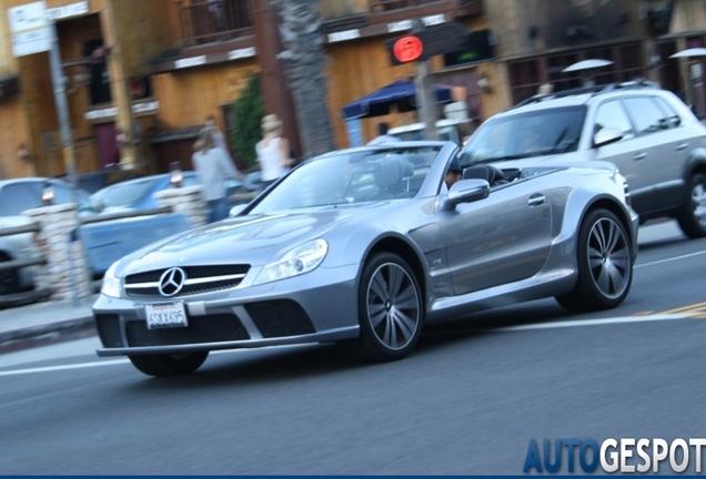 Mercedes-Benz Inden Design SL 55 AMG
