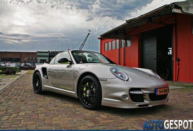 Porsche 997 Turbo S Cabriolet 918 Spyder Edition