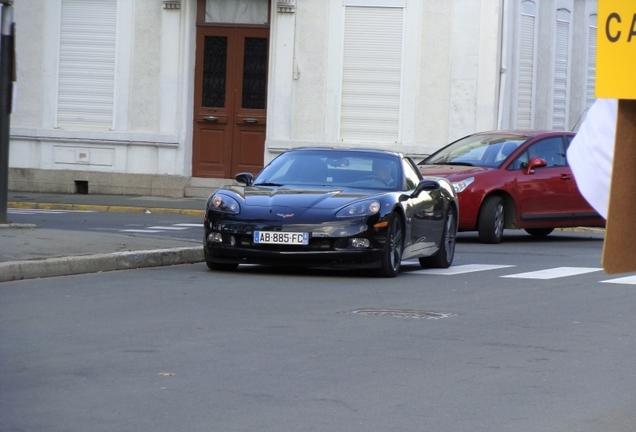 Chevrolet Corvette C6 Competition Edition
