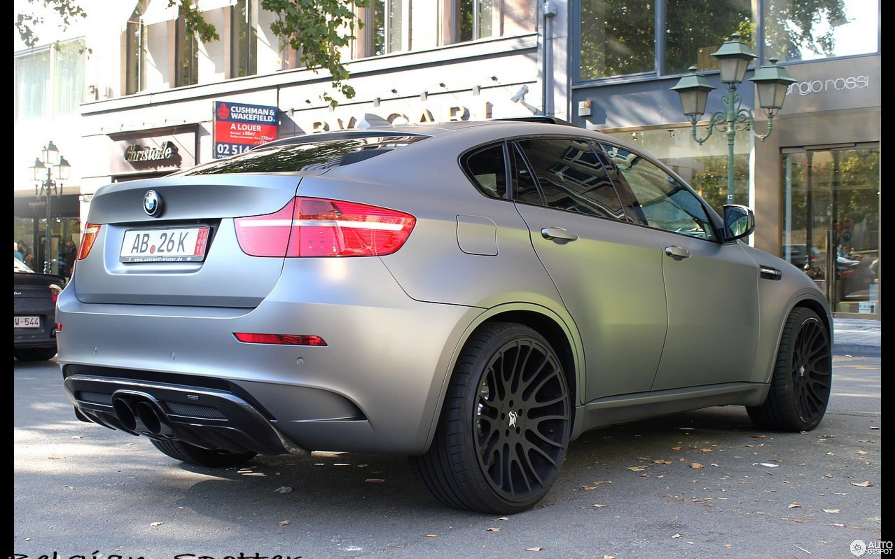 Bmw X6 M E71 24 September 2011 Autogespot