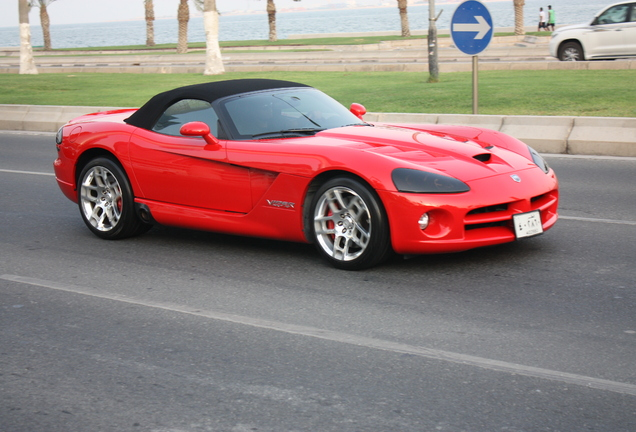 Dodge Viper SRT-10 Roadster 2008