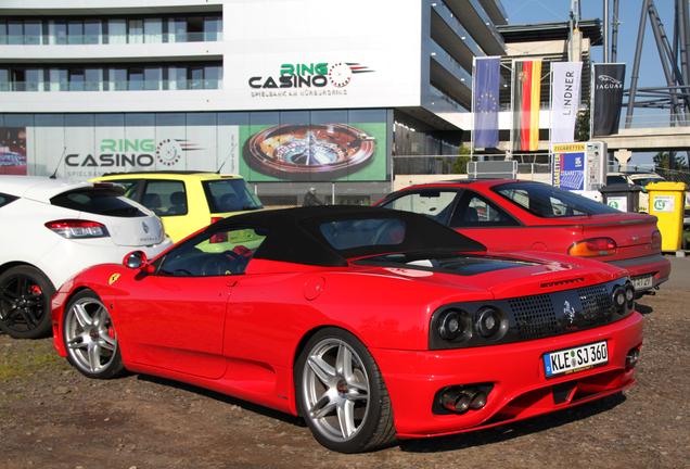 Ferrari 360 Spider Novitec Rosso