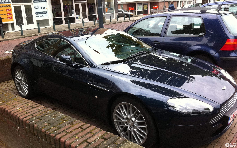 Aston Martin V8 Vantage 5 October 2011 Autogespot