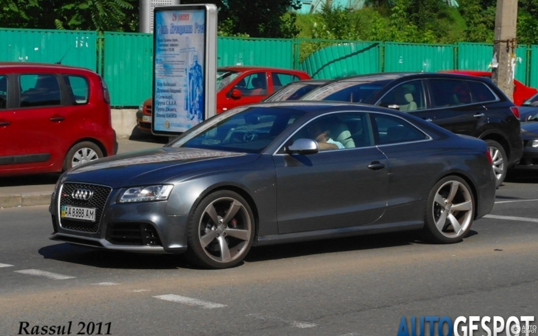 Audi Rs5 8t 6 October 2011 Autogespot