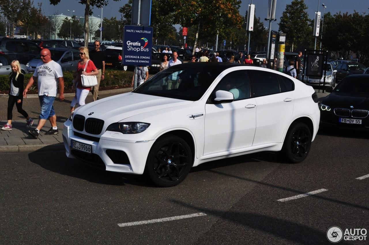 BMW X6 M E71 - 9 oktober 2011 - Autogespot