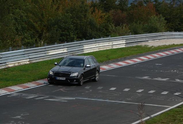Mercedes-Benz C 63 AMG Estate 2012