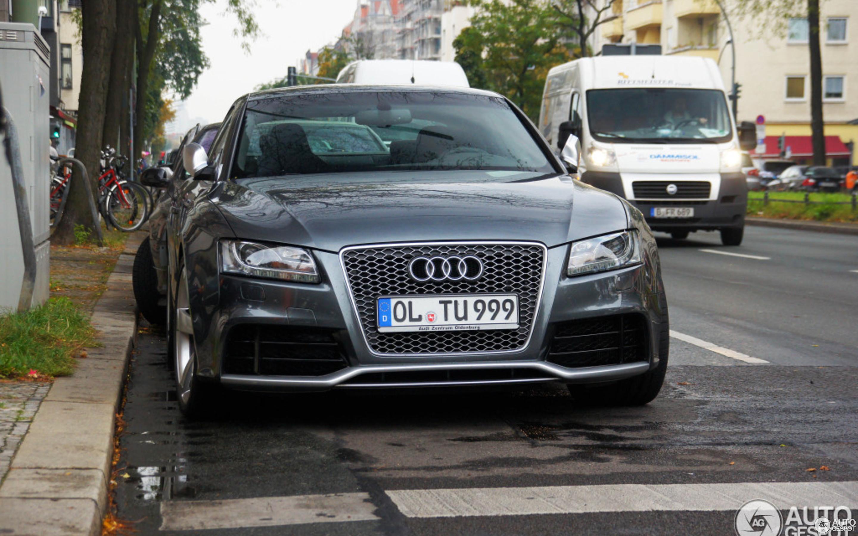 Audi Rs5 8t 26 October 2011 Autogespot