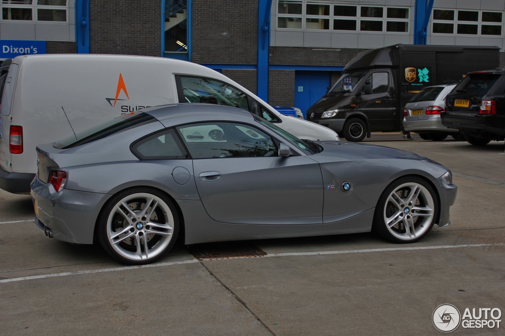 BMW Z4 M Coupé - 28 October 2011 - Autogespot