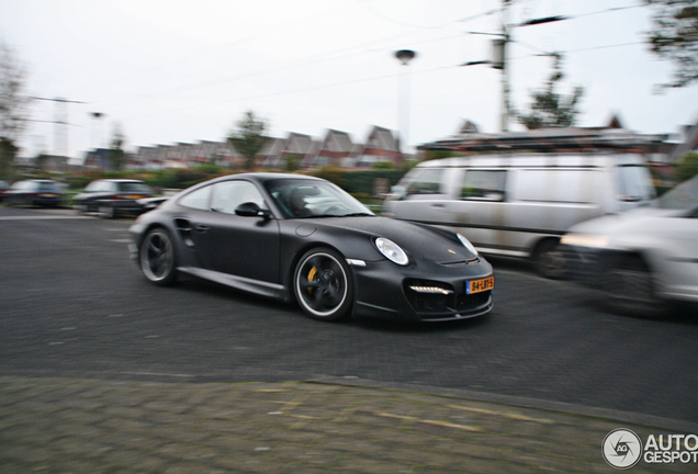 Porsche 997 Turbo Techart MkII