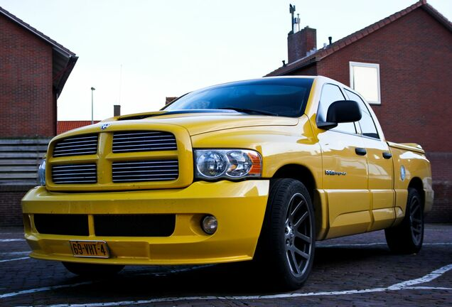Dodge RAM SRT-10 Quad-Cab Yellow Fever Edition