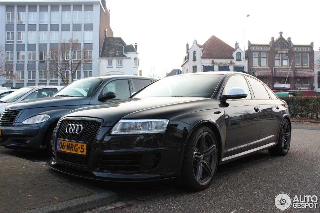 Audi MTM RS6 Plus Sedan C6 - 21 November 2011 - Autogespot