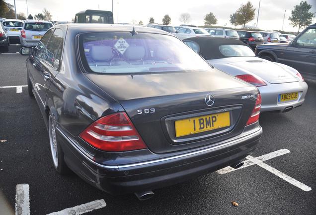 Mercedes-Benz S 63 AMG W220