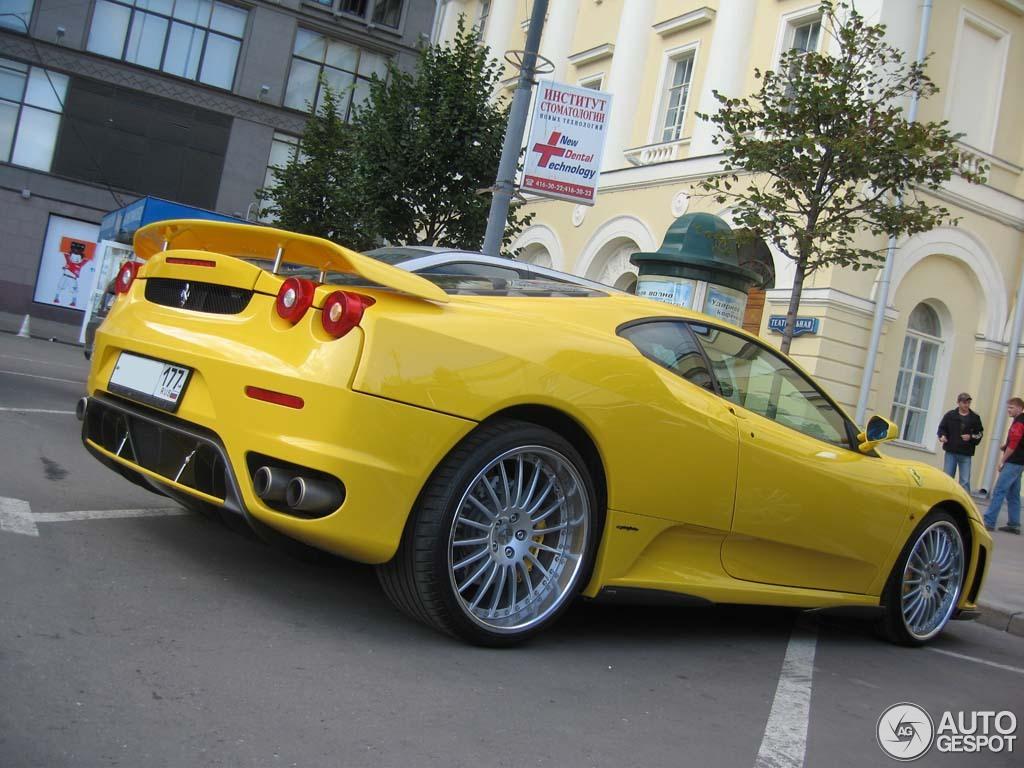 Ferrari f430 hamann 12 september 2012 autogespot first spot ferrari f430 hamann ru vanachro Images