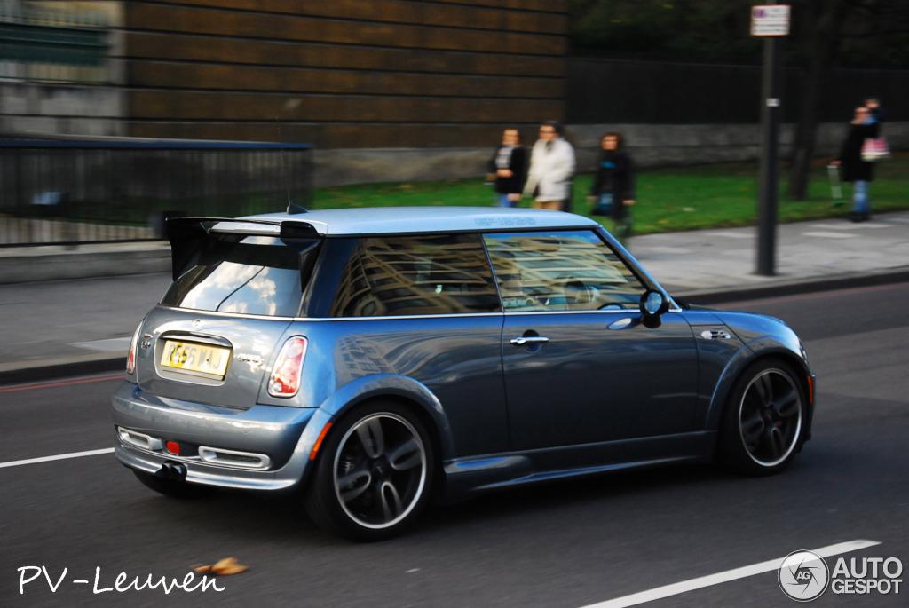 Mini R53 Cooper S Works Gp 9 December 2011 Autogespot