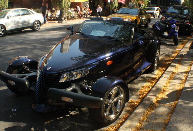 Chrysler Prowler Mulholland Edition