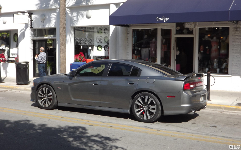 Dodge Charger Srt 8 2012 19 December 2011 Autogespot